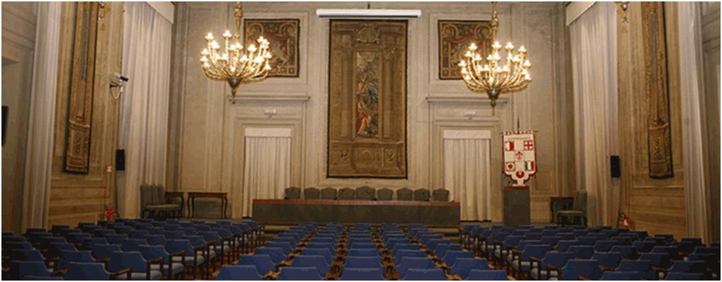 Università degli studi di Firenze: Aula Magna